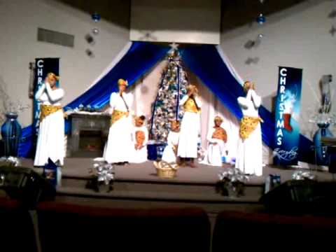 Spirit & Truth Dance Theatre- O Come All Ye Faithful
