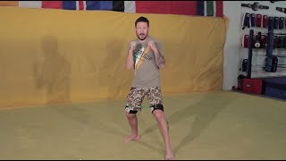 MMA Foot Work Training with John Kavanagh | Speed Bands