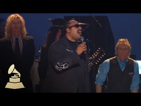 Stevie Wonder GRAMMY History Highlights   GRAMMYs