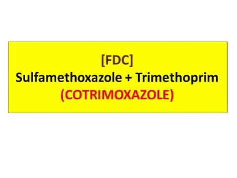 Co-trimoxazole