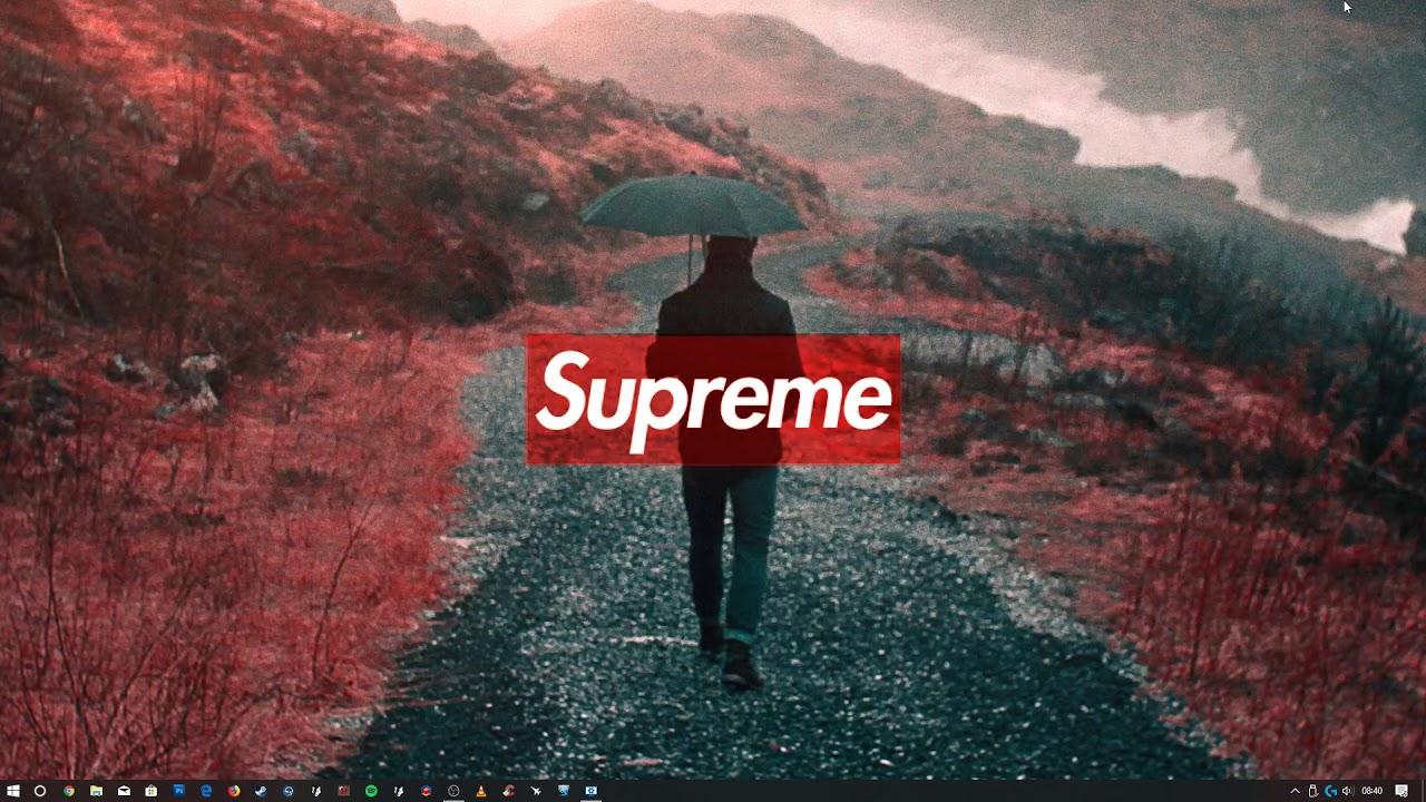 Fondos De Pantalla Supreme: [Wallpaper Engine] Supreme Wallpaper Bot Supreme Supreme