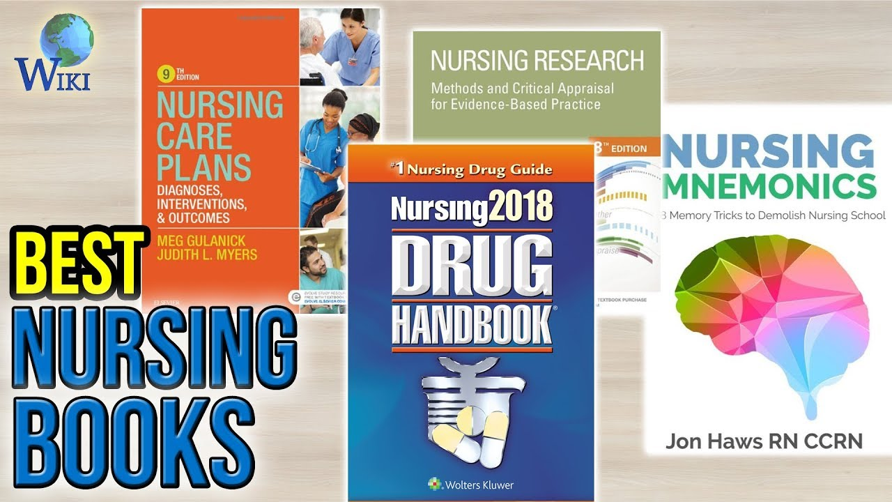 7 Best Nursing Books 2017