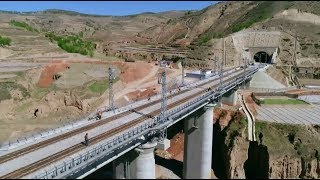 Railway Line Connecting Laos, China to Change Lives of Lao People