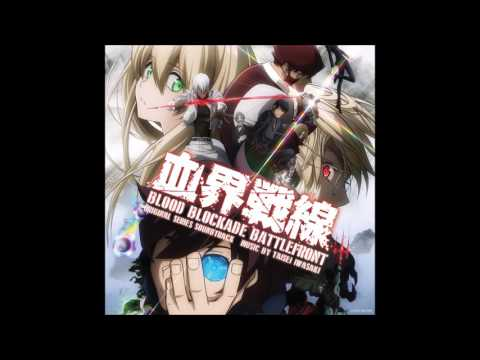 """Taisei Iwasaki - """"White Gloves"""" (Blood Blockade Battlefront OST)"""