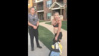 White Lady Explains Why She Called The Police On A Black Family At The Pool