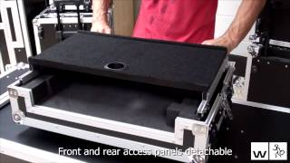 maleta compatible para ddj sb vci 400 mc6000 mixtrack pro cmd studio 4 kontrol s4 wmcpro4
