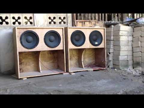 testing new speaker box 3