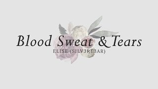 Repeat youtube video (Acoustic English Cover) BTS - Blood Sweat & Tears (피 땀 눈물) | Elise (Silv3rT3ar)