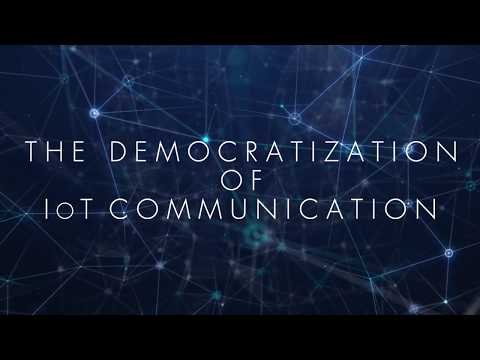 Innovation Japan : The Democratization Of IoT Communication