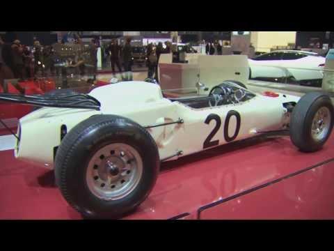 Honda in Formula One Heritage F1 RA271 1964 - Video