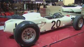 Honda in Formula One Heritage F1 RA271 1964 - Video