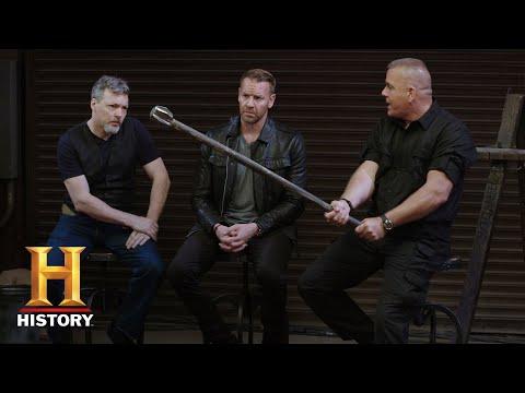 Knight Fight: The War Mace (Season 1, Episode 1) | History