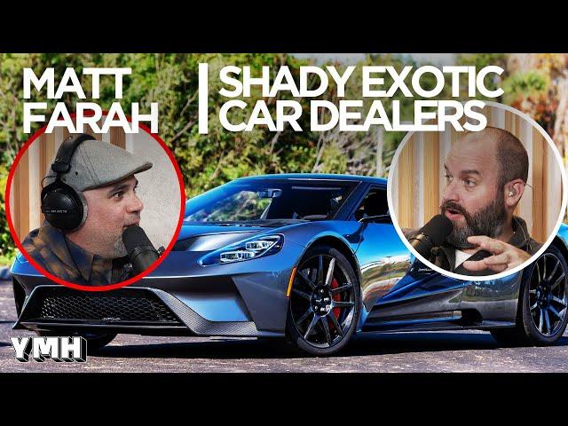Shady Exotic Car Dealers   Tom Talks Highlight