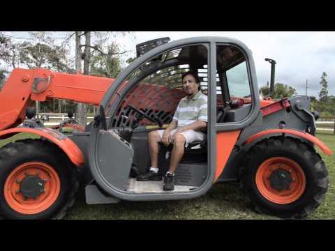 2005 Dieci XRM621 Telehandler for sale by Ironlink Inc, West Palm Beach Florida