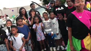 Rawest Lil Girl Street Dancers EVER! Pt. 3| OfficialTSquadTV | Tommy The Clown
