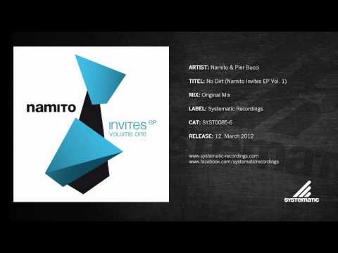 Namito - Invites EP Volume Two