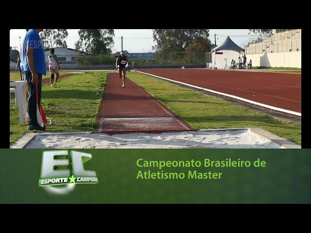 Campeonato Brasileiro de Atletismo Master