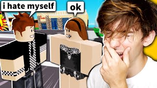 roblox sad story
