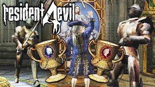 RESIDENT EVIL 4 #15 -  As Armaduras Quer Vingança !!!!! (PC Pro Gameplay em Inglês)