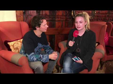 Interview mit Frans Zimmer alias Alle Farben vor seinem Gig beim Zermatt Unplugged