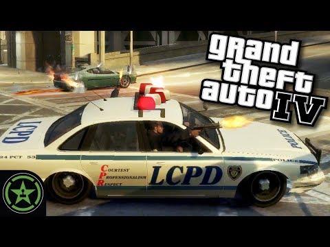 RouLetsPlay - GTAIV: Cops 'n Crooks