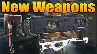 New FREE Weapons in Call of Duty Infinite Warfare (R-VN, UDM and Axe)