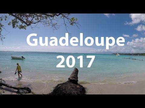 My trip in Guadeloupe 2017/ Mon voyage en Guadeloupe 2017 (Gopro 5)