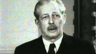 Harold Macmillan talking about Eden