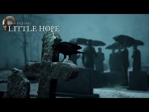 The dark pictures anthology: little hope Gameplay first play through! (Part 3) |