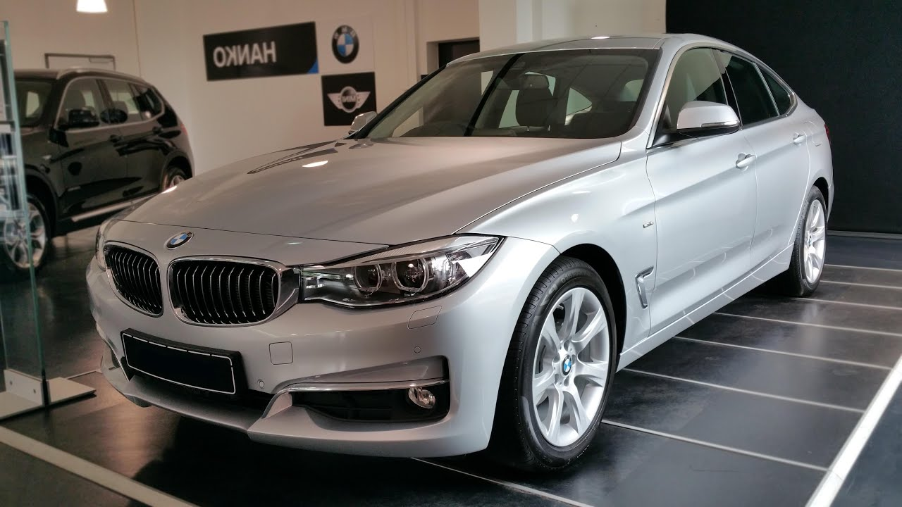 2015 bmw 318d gran turismo luxury line youtube. Black Bedroom Furniture Sets. Home Design Ideas