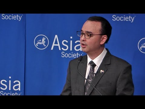 Republic of The Philippines: Secretary of Foreign Affairs Alan Cayetano