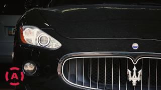 Maserati - восстановление лакокрасочного покрытия (4 К)