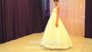 Платье Инна Карлийчук - Элиза - www.modibride.ru Свадебный Интернет-магазин