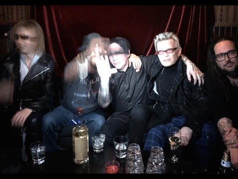 None - Party Like A Rockstar? Marilyn Manson's 50th Bday Bash.