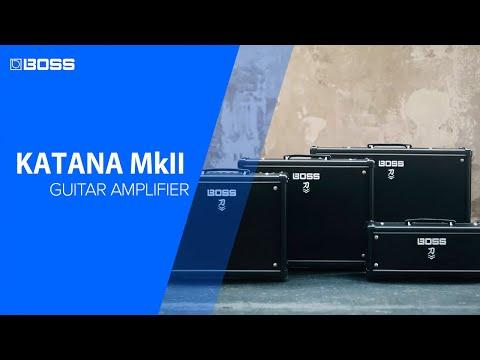 Presenting the New BOSS KATANA MkII