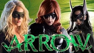 "Arrow Season 2 | Birds of Prey Coming Soon! ""Episode 17"""