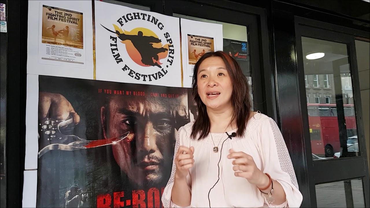 Soo Cole - Fighting Spirit Film Festival 2017