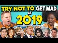Adults React To Try Not To Get Mad Challenge (2019 Edition)