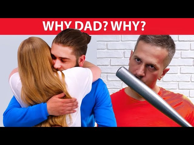 What won't father do for a daughter? Things Dads do