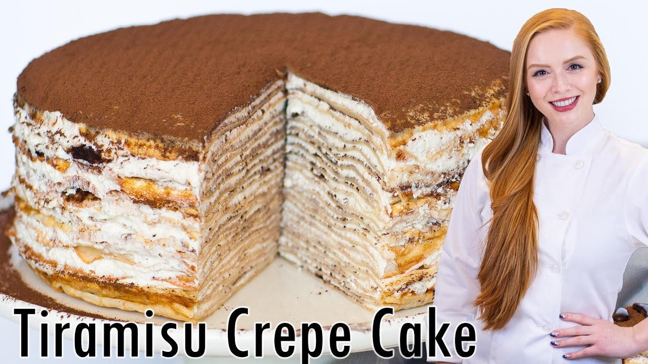 Crepe Cake Recipe Tatyanas Everyday Food