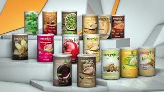 Энерджи диет: диета для похудения (Видеоверсия)