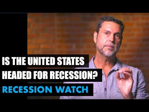 🔴 Is A U.S. Recession Coming? with Raoul Pal   Recession Watch