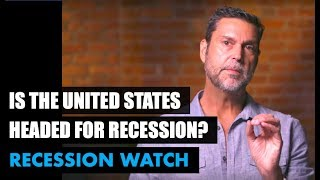 🔴 Is A U.S. Recession Coming? with Raoul Pal | Recession Watch
