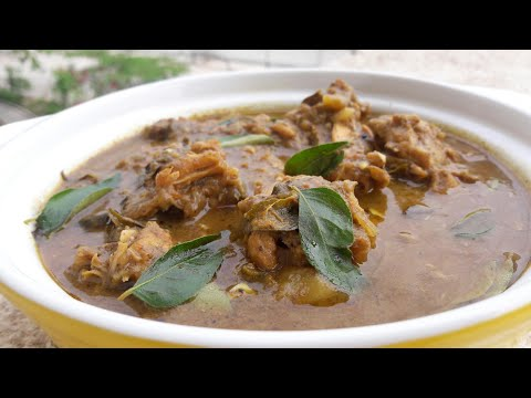 easy-chicken-curry-in-pressure-cooker/-quick-chicken-curry-/-kerala-style-easy-chicken-curry