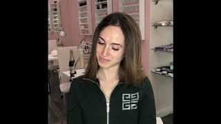 Вечерний макияж в Севастополе / Укладка волос / Преображение / BEE LOUNGE