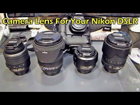 Lens You Should Get for Your Nikon D5200 DSLR Camera