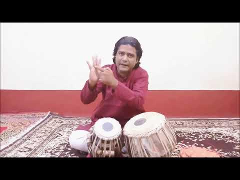HOW TO PLAY KEHRAWA TAAL IN BHAJHAN AND GAJAL (केहरवा ताल के थेके भजन और गजल के लिये । )