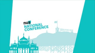 NUS National Conference 2017 Live