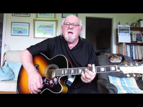 Guitar: Beautiful Sunday (Including lyrics and chords)