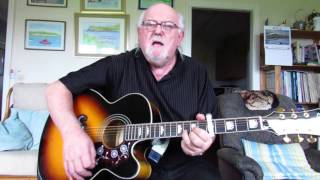 Guitar: Beautiful Sunday (Including lyrics and chords)